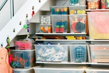 Basement Storage / by Gwen Billman