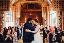 Swallows Nest Barn Wedding Venue / Beautiful wedding photography taken at The Swallows Nest Barn wedding venue. Surrounded by fields and epic countryside. See more here - https://jscoates.com/swallows-nest-barn-wedding-photographer-amy-petros/