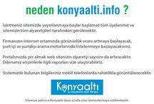 Neden konyaalti.info / Antalya, Konyaaltı ilçesindeki işletmelere ulaşmanın en kolay yolu.