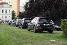 Legendy 2016 / Ani letos zastoupení Subaru nemohlo chybět:)