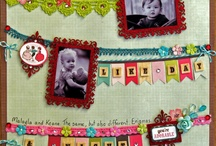 Scrapbooking / by Ann Hicks