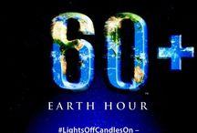 """EARTH HOUR PARTYLITE UNTERSTÜTZT / Wie unterstützen vom 01. März bis 31. März die """"Global Earth Hour Movement"""" mit 1,- € pro verkauftem Brighter Word Duftwachsgläser ( G57xxx + P95597) Lassen Sie für 1 Stunde Ihre brighter World Kerze leuchten und genießen Sie unser Erde."""