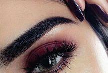 Make up&nails&pic inspo