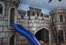 play room / by Jessica Sackin-Piccirillo