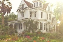 Victorian Architecture / Victorian and Edwardian style houses, mansions and other buildings