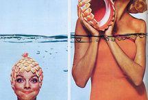 реклама 60ых