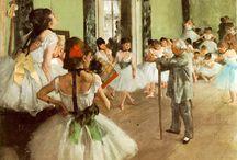Edgar Degas (1834-1917) / Art from France.