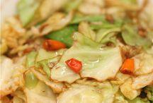 Chinese Stir Fry Cabbage recipe