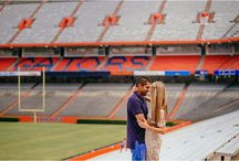 Gator Love | Couples & More / University of Florida love taken in photos and shared between couples ALL documented on this board.