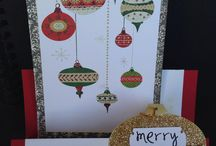 Christmas cards I've made  / Holiday greeting cards