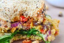 Mighty Sandwiches / We've gathered a selection of Mighty gluten free sandwich suggestions!