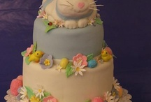 Easter Cakes / by Joan Mclain