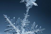xmas, snowflakes sněhové vločky