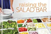 Salad Bar Ideas