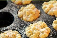 muffins und kekse