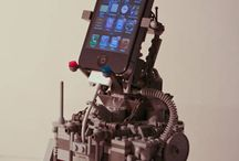 iPhone lego