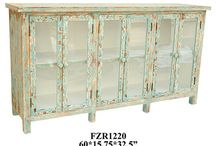 Not Too Shabby / Distressed finishes, shabby chic and vintage look decor and accessories