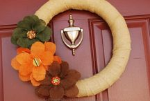Wonderful Wreaths / by Ashlee S