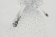 illustration / by Irene Wibowo