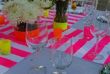 ARTFLOWER: Neon beach party