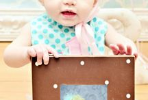 1st birthday ideas / Lilly's big day won't be far away  / by LeighAnn Quinn