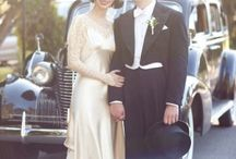 1920's Wedding Inspiration