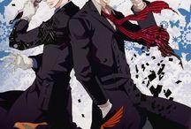 Anime szereplők