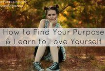 Encouragement & Motivation~Embrace Your Uniqueness / www.pursuemagazine.net