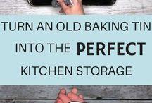 ideer til kjøkkenet