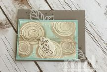 2016/17 Stampin' Up! / Cards and stamps