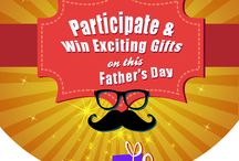 #Fathersday Contest / A father is a son's first hero & a daughter's first love. Make your father feel special on this occasion. Participate in Pay1's #fathersday contest on facebook and win exciting gifts.  #fathersday #contestalert #contest #mydaddy #family #love  Following is the link for facebook post https://goo.gl/DAEK25