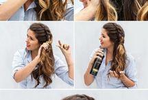 peinados / by Sonia Poveda
