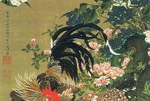 日本画・浮世絵もろもろ