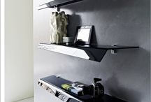 Contemporary Bookshelves - Contemporary Bookcases - Fitted Bookcases