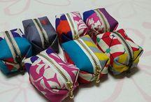 sewing / 지갑,동전지갑,핸드메이드패브릭