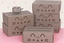 Pusheen boxes