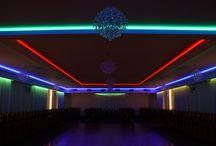 Oświetlenie wnętrza ,Taśma RGB / Taśma LED, żarówki, zestaw oświetleniowy RGB
