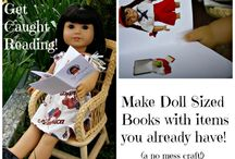 American Girl Dolls / American Girl Dolls, clothing and accessories / by Debbie Mayfield