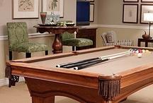 Billiard Or Sitting Room? / by Jennifer Bodyharmonymassage