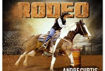 Rodeo Sports photography template
