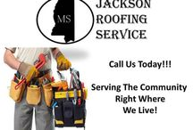 Checkout Jackson Roofing Service – Call 601-368-8484