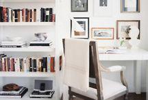 Home Decor Bookshelves / Bookshelves and designs / by Jo Davidson