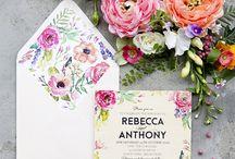BUNT FLORAL / Florale Ideensammlung von PAPER la papp