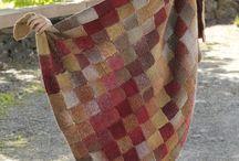 Knitting - blankets, afghans
