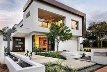 Architerest / fasad, sketch, interest