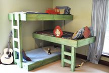 Bunk Beds and Shared Rooms
