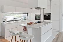 Cozinha chão e mobília