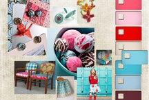 Denise's colour & trend / A copulation of color and inspiration from Denise Pemberton
