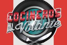 Cocineros al Volante / El primer talent-show de comida sobre ruedas en España