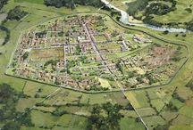Roman influences in Britain